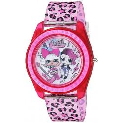 Reloj LOL rosado